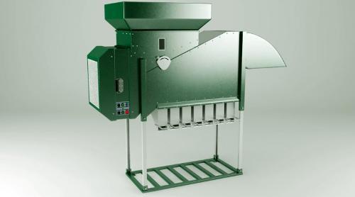 Аэродинамический сепаратор (зерноочистительная машин) ИСМ-10