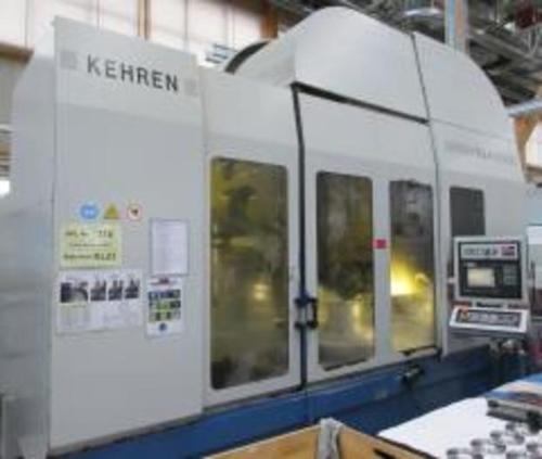 CNC Vertikal Schleifzentrum
