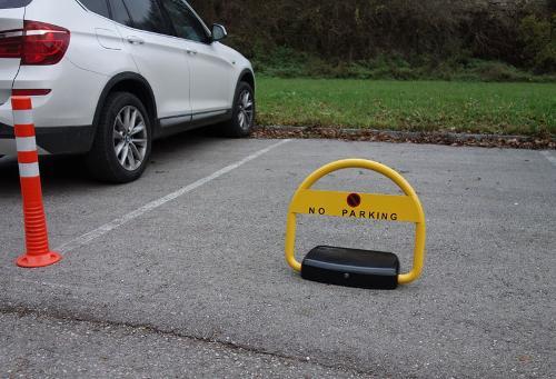 Automatische Solar-Parkplatzsperre Street-Guard Park Secur