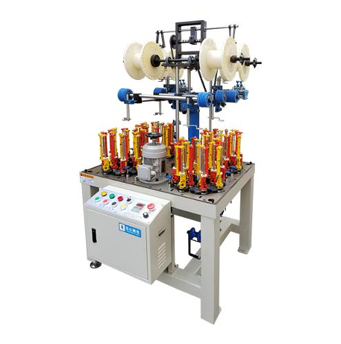 Shoe Lace braiding machine