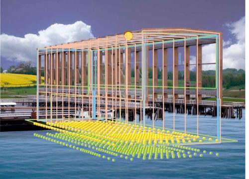 Cage-Type Entmagnetisierungs und Vermessungsanlage - CDMR