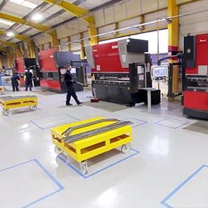 CNC Folding