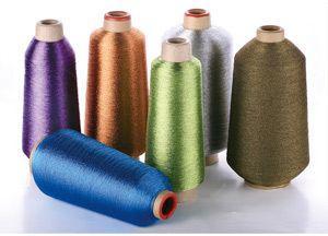 MS(ST) type metallic yarn