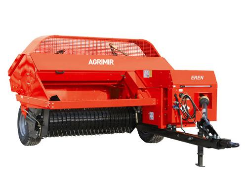 Square Baler (Non-Chopper)