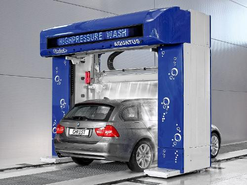Car-Wash - Portique de lavage Christ Aquatus