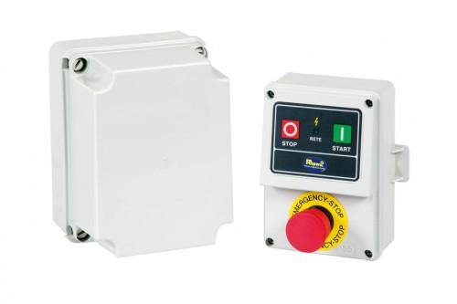 Box Bassa Tensione 24V 14BT-BOX 10HP 7,5Kw 16,5A