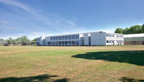 Constructions modulaires de 1000 m² et plus