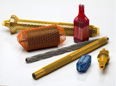mesh to protect parts